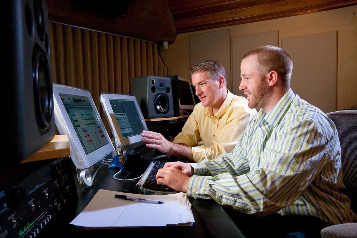 voice-over, demo reels, casting directors