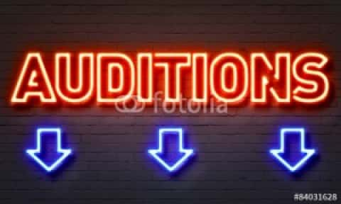 Inside the Voice Over Audition Room