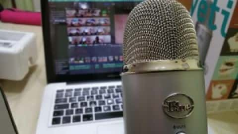 Recording Voice Overs from Home