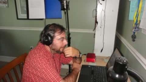 Talent Spotlight: Bill Georato – Author/Blogger/Voice Actor